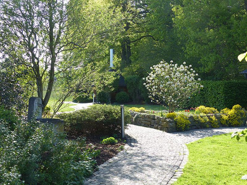 Pflege Garten